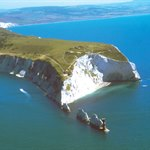 Needles from The Air, Isle of Wight.